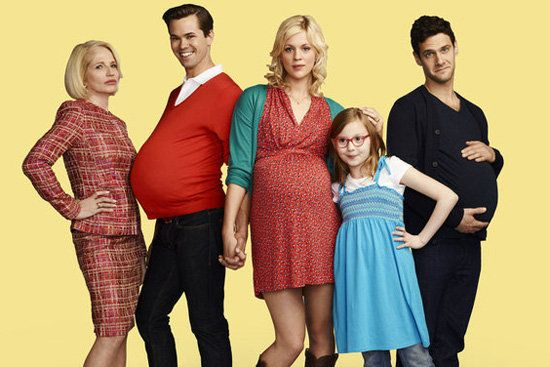The New Normal, seriously in love with this show.