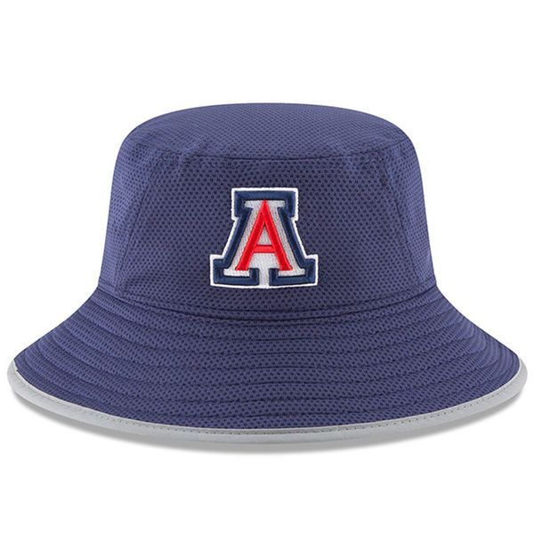 Arizona Wildcats New Era 2016 Training Bucket Hat - Navy
