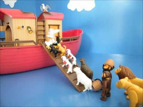 De Ark van Noach animatie filmpje