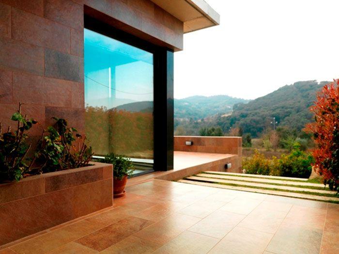 17 best images about terrazas on pinterest terrace roof for Ceramicas para terrazas precios