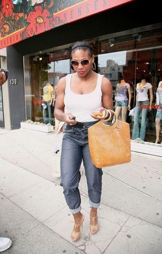 30 Times Serena Williams Served a Fierce Fashion Game | Essence.com