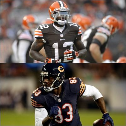 Can the #Bears go into Cleveland and come away with their 8th win of the season? It won't be easy. Stopping Josh Gordon will be a tough task. It should be a brisk one today against the #Browns. Injury report, players to watch, score prediction and weather report are included http://www.chicagonow.com/bears-backer/2013/12/week-15-nfl-game-preview-chicago-bears-at-cleveland-browns/