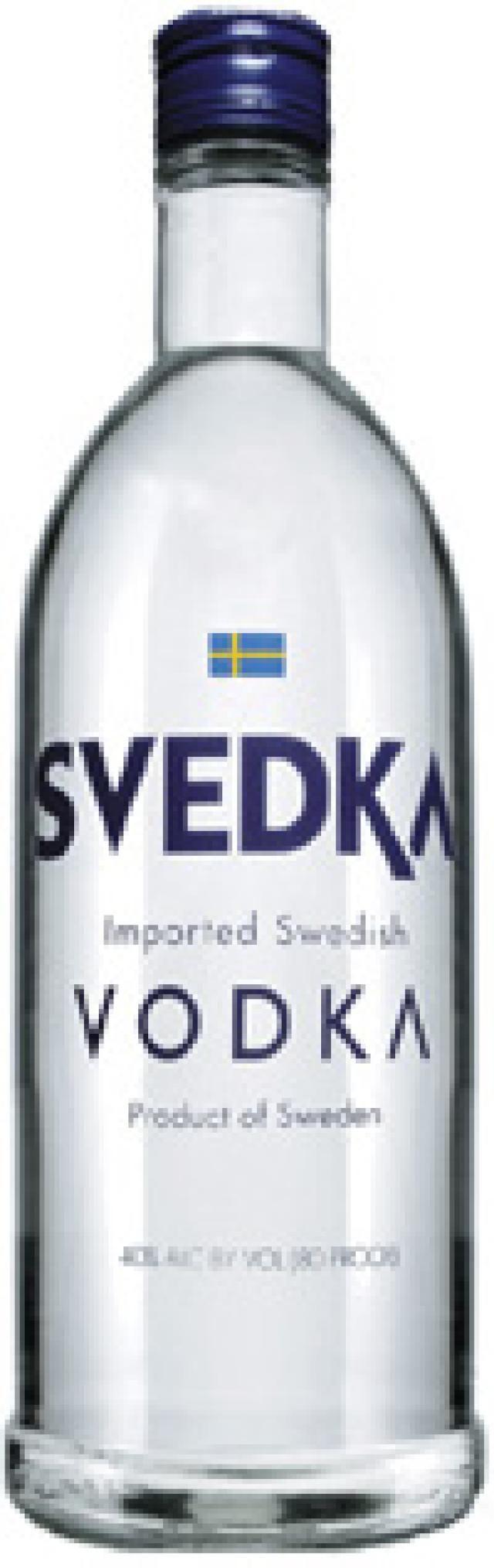 6 Cheap Vodka Brands (Under $10) You Won't Mind Serving: Svedka Vodka