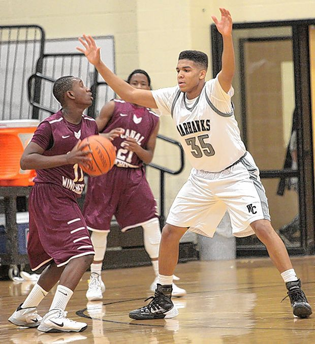The Westerville Central High School boys basketball team remained atop the OCC-Cardinal Division after a 64-50 win Jan. 24 at Canal Winchester.