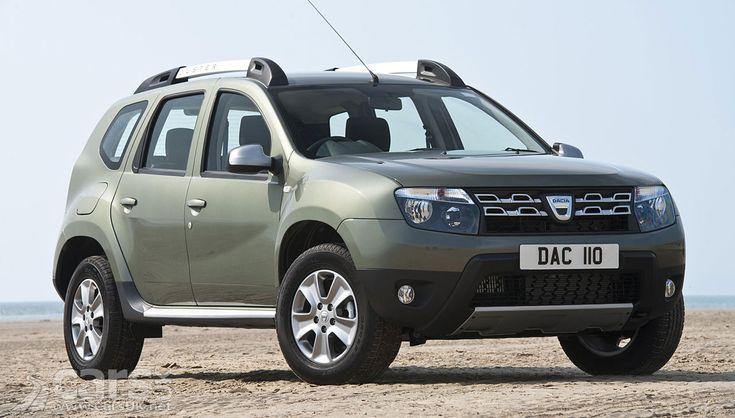 2015 Dacia Duster Facelift UK