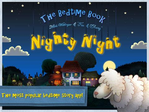 Nighty Night! HD - The bedtime story app for children by Fox and Sheep GmbH