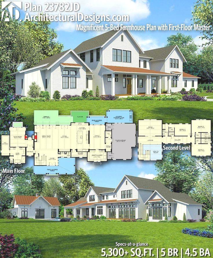 15 Home Decor Ideas In 2020 Farmhouse Plans Modern Farmhouse Plans House Plans