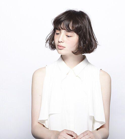髪型/HAIRSTYLE/ヘアスタイル/BOB