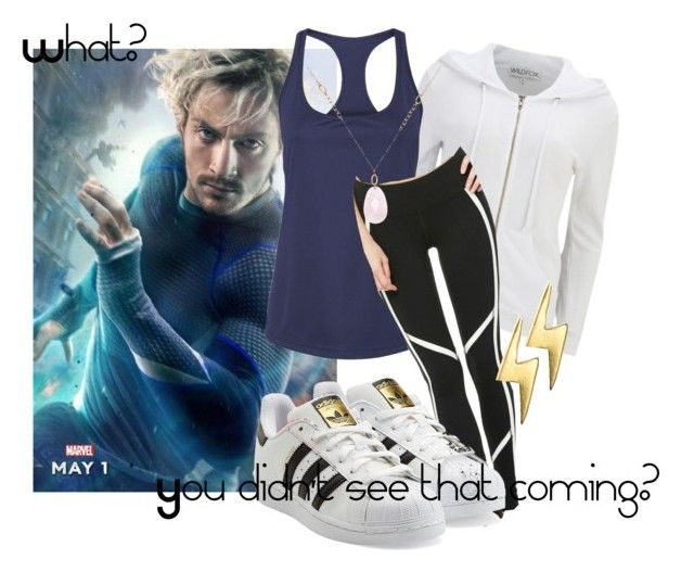 """""""Quicksilver Inspired"""" by steampunk-assassin ❤ liked on Polyvore featuring…"""
