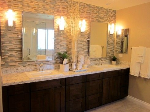 I LOVE This Vanity!!! HomeGoods | Remodeling Bathrooms: Not Fun, But