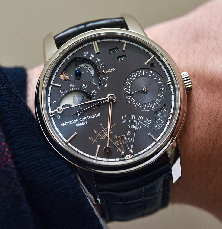 Vacheron Constantin Les Cabinotiers Celestia Astronomical Grand Complication 3600 Watch Hands-On | aBlogtoWatch