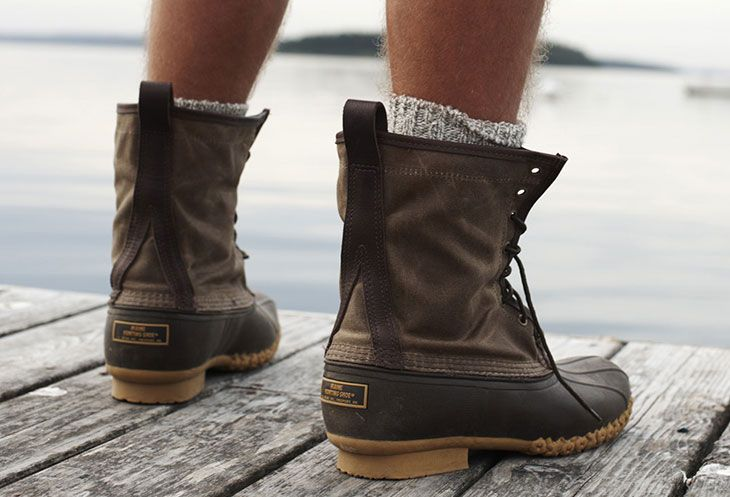 Muted.com's 10 best men's winter boots    This is where I found the LL Bean boots. Other warmer ones too