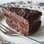 Sacher-torta {cukor- lisztmentes}