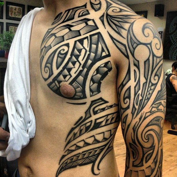 7 Best Maori Tattoos Images On Pinterest: 559 Best Images About Polynesian. Tribal On Pinterest