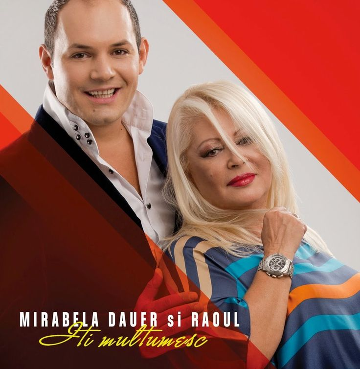 RAOUL si MIRABELA DAUER - DUETE (album intreg)