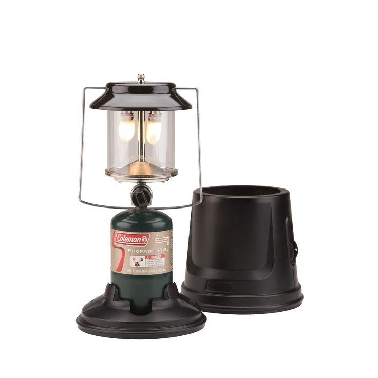 Portable Propane Lantern - 2 Mantle MI with Case