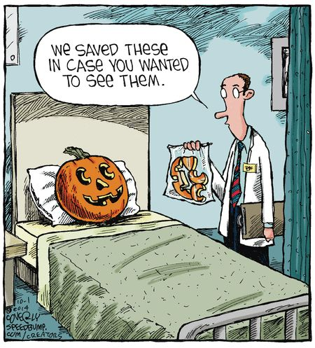 we saved these for you speed bump 2014 10 01 via halloween cartoons halloween humorhalloween funspeed - Halloween Fun Images