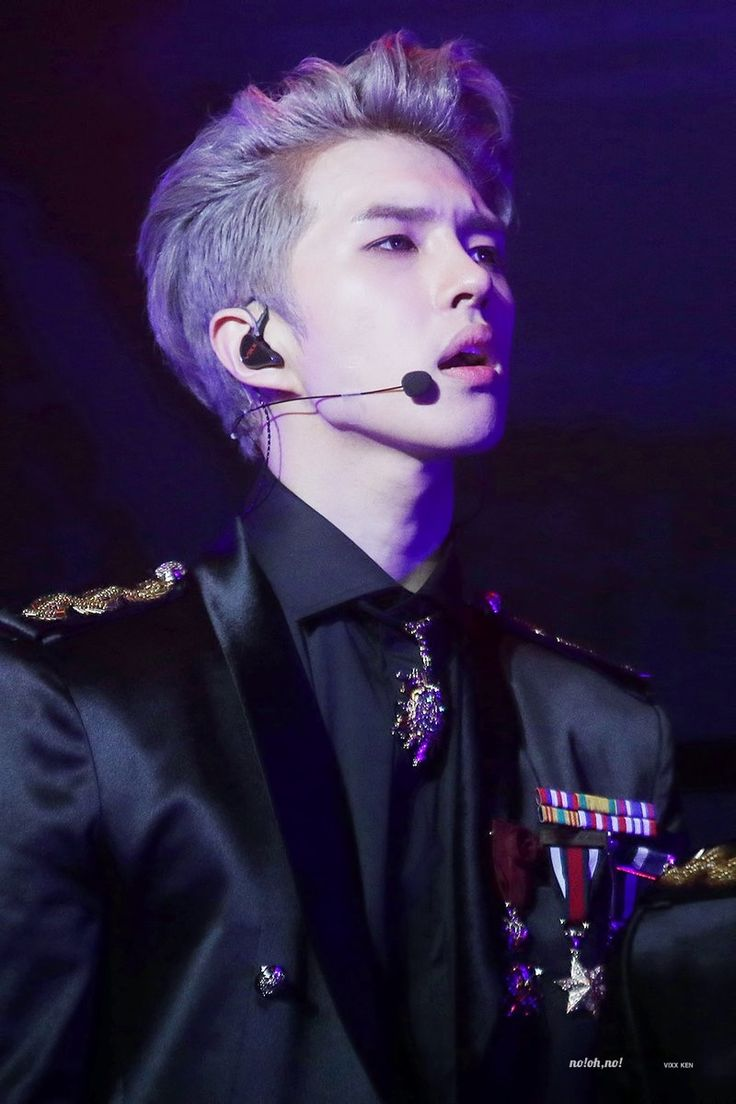 Day 3: Kpop male ultimate bias-Ken from Vixx❤