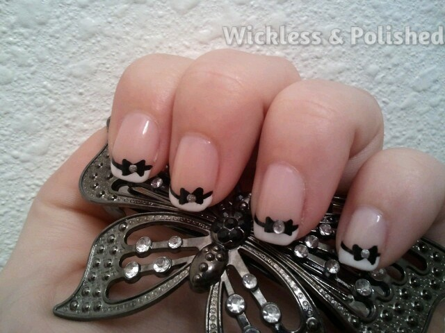 Wickless & Polished!: Tips - Elegant Bows: Elegant Bows, Hair Beautiful, Beautiful Nails, Google Search, Mani Asked, Tips, Wickless, Things Beautiful, Polish