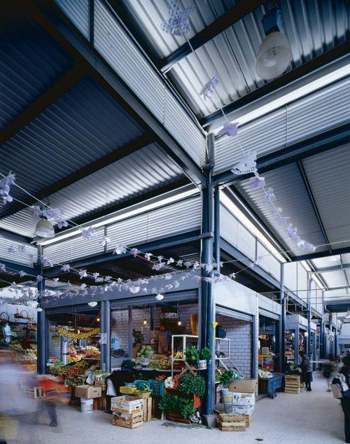 Proyecto: Mercado de San Pablo Oztotepec - Taller   Mauricio Rocha + Gabriela Carrillo