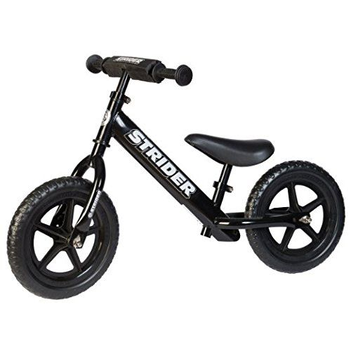 Strider 12 Sport No-Pedal Balance Bike - another addition from daddy