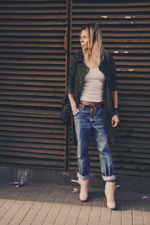 Maja Sablewska w spodniach z naszego sklepu :) Więcej zdjęć na: http://blog.majasablewska.com/?p=450