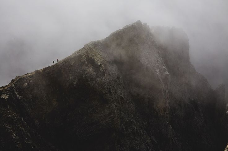 Chasing fog.