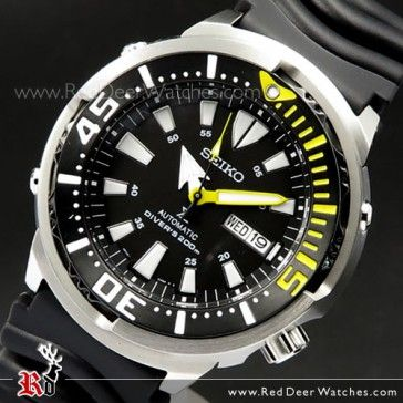 BUY Seiko Prospex Shrouded Monster Baby Tuna 200M Driver Watch SRP639K1, SRP639 - Buy Watches Online | SEIKO Red Deer Watches