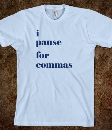 Proper Grammar - Skreened tees - $24.99
