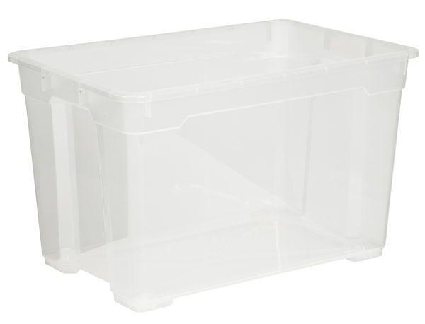 Förvaringsbox R-box Extra LargeTransparentPlast - Förvaring - Rusta