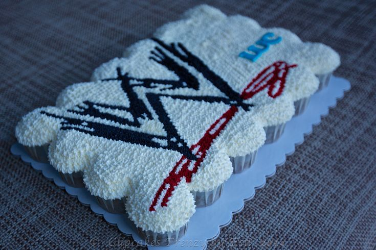 World Wrestling Entertainment | Cupcakes Frenzy