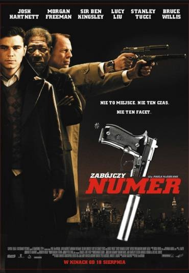 Lucky Number Slevin (2006) Zabójczy numer