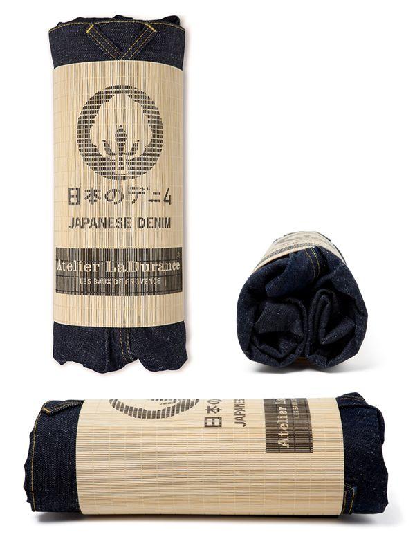 boy bastiaens | atelier ladurance | japanese denim packaging