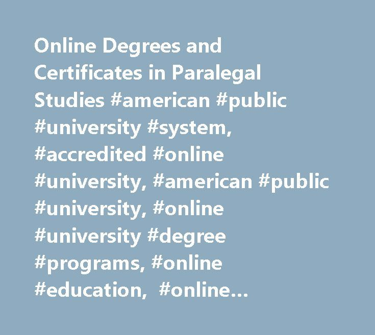 The Best Online Paralegal Programs of 2019