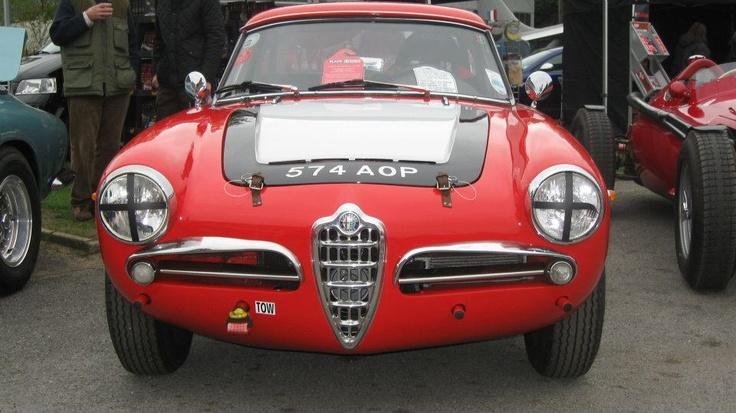 Alfa Romeo Guilia ?