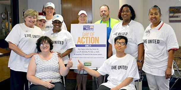 67 best case studies images on pinterest learn how organizing and these genius river region united way volunteers took action to feed seniors in need in their community fandeluxe Images