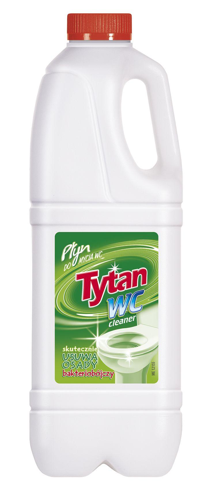 Tytan WC Cleaner Green 2kg