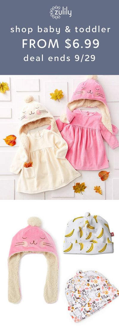 Sign up to shop baby and toddler clothing starting at $6.99. Deal ends 9/29. Zutano has been creating whimsical infant clothing and modern nursery furniture for more than two decades. These supersoft hats keep little noggins warm and cozy.