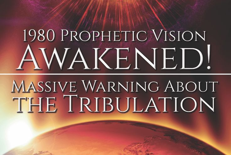 Did Prophet Ken Peters See a Vision of the Tribulation 37 Years Ago?