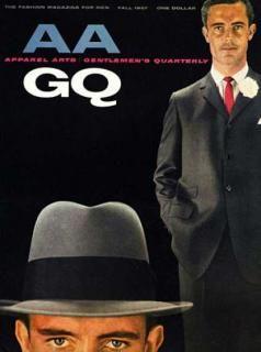 First GQ logo