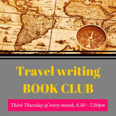 Travel writing book club