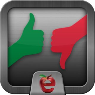 The Pick Me app randomly picks students' names for teachers to call on to answer their questions. Students will always want to be prepared to answer the questions because they won't know when they will be called on. When the teacher calls on the students, the teacher can mark if the student answered the question correctly or incorrectly. Teachers can even analyze the students' results at the end of the lesson to determine who mastered the concepts and who needs extra help