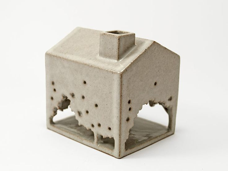 Junction Art Gallery - Mizuyo Yamashita Treehouse tealight holder