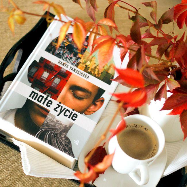 """Bookiecik - blog o książkach, literatura kobiecym okiem.: Małe życie, wielki ból - """"Małe życie"""" Hanya Yanagi..."""