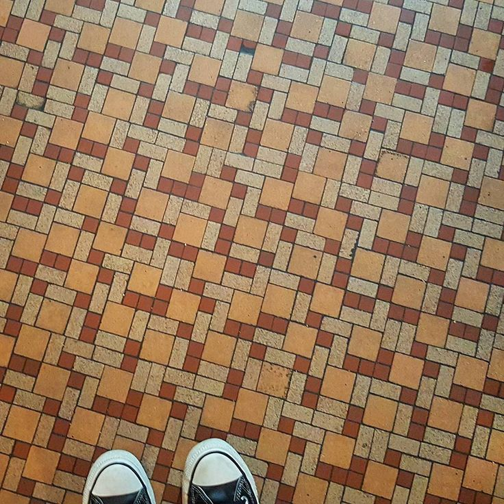 """#lookdown #ihavethisthingwithfloors #vintage #tiles #hensonparkhotel #thehenson #marrickville #illawarrard #pub #ihavethisthingwithtiles #retro…"""