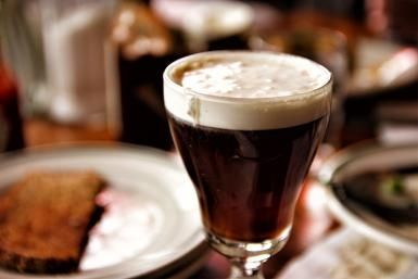 When Irish Coffee first came to America, it was served in San Francisco