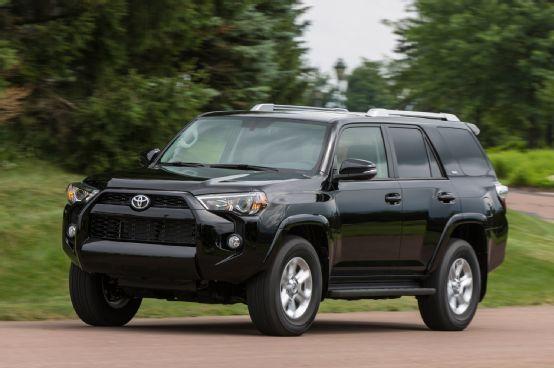 2014 Toyota 4Runner SR5 4x4 Quick Drive - Motor Trend