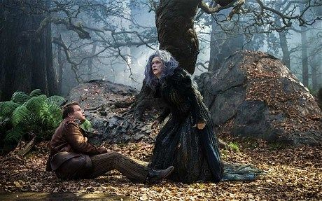 Into The Woods First Trailer For Disney's Musical Released