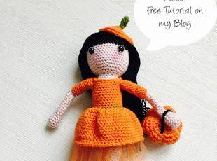 Amigurumi Patterns Doll Free : амигуруми кукла Кокеши patricia free