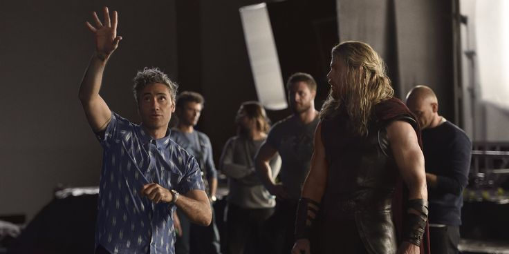 The director of 'Thor: Ragnarok' says the movie is so unconventional Mark Ruffalo joked they'd both get fired